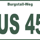 Burgstall-Weg US 45 #1