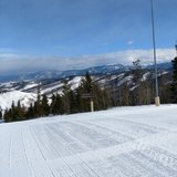 Ski Granby Ranch - Such a great day, short lines and QuickDraw is up . No wind  - ©anonymous