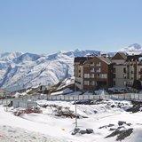 Na lyžích v Gruzii - ©Marek Podmokły