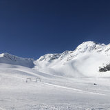 Whistler Blackcomb - This whole week has been awesome; today was no exception with some long awaited blue sky. Whistler alpine was best   - ©Chris's iPhone