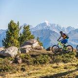 Biker im Val di Fiemme - ©Visit Fiemme