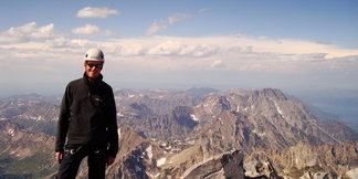 Climbing the Grand Teton