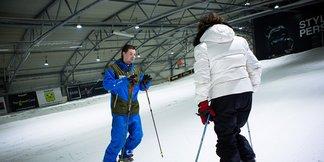 Sneeuwpret in De Uithof