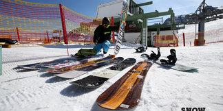 Snowboardy 2015: 46 snowboardov v našom teste!