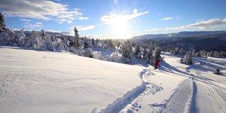 Zimní Kvitfjell