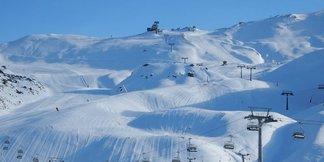 Raport śniegowy: brak śniegu w północnych Alpach wzbudza obawy, w Polsce ruszyły armatki - ©Ischgl