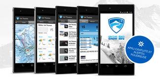 Skiinfo vous présente sa nouvelle application mobile