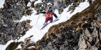 Freeride World Tour: Felix Wiemers (GER) fährt beim Ersatzevent in Andorra auf das Podest