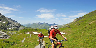 Bike Tour der Woche: 4-Seen Tour - ©Engelberg-Titlis Tourismus: Photo Christian Perret