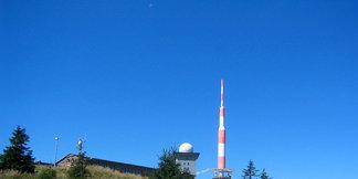 Brocken, höchster Berg im Harz