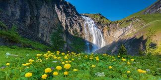 Engstligen Wasserfälle - ©Adelboden Tourismus | swiss-image.ch/Andreas Gerth