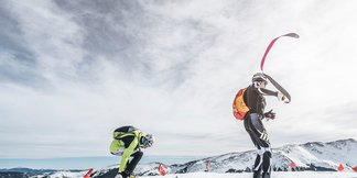 Rando Raid: US Mountaineering Nationals - ©Join us for the 4th Annual Rio Hondo Rando Raid on the COSMIC Race Series at Taos Ski Valley, New Mexico. This year the Rio Hondo Rando Raid will be home to the US Ski Mountaineering Nationals with a two day event: