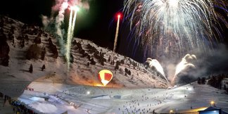 NIGHT SKIING & NIGHT SKI SHOW - ©Ötztal Tourismus