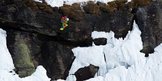 Freeride World Tour Reaches Norway
