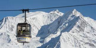 Saint-Gervais fête 80 ans de ski - ©P. Tournaire