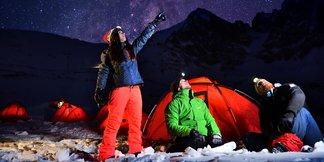 Snow camp – expedičná výzva pod Lomnickým štítom - ©Marek Hajkovský