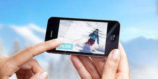 Skiez « digital » à Saint-Gervais Mont Blanc - ©DR