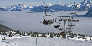 Geopark des Bauges : la saison de ski est lancée