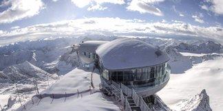 Letnia niespodzianka: Świeży śnieg w Alpach! - ©facebook Pitztal