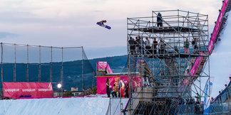 2ème édition du SOSH BIG AIR l'événement freestyle de la rentrée - ©David Malacrida Media