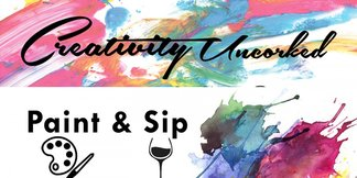 Creativity Uncorked! Paint & Sip - ©Enjoy a scenic gondola skyride, then relax and create your masterpiece!