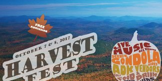 Gore Mountain Harvest Fest - ©Free family fun in a beautiful autumn atmosphere!