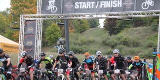Peak to Peak Mountain Bike Race - ©Nancy Story