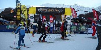 Prove Libere Tour: ultima tappa invernale al Corno alle Scale