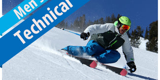 Men's Technical Ski Buyers' Guide 17/18 - ©Dan Campbell, courtesy of Masterfit Media