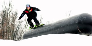 2012 Midwest Region Best Park & Pipe: Mad River Mountain