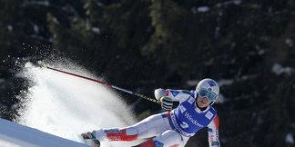 Garmisch : La belle première de Tina Weirather - ©Agence Zoom