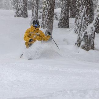 Storm Gallery: Northstar California snowstorm Feb. 28, 2015 - ©Northstar California Resort