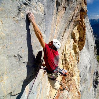 Klettern in Leutasch - ©Olympiaregion Seefeld