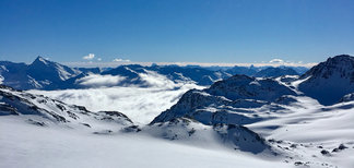 Val Thorens - Warunki bardzo dobre! - ©iPhone (Mat)