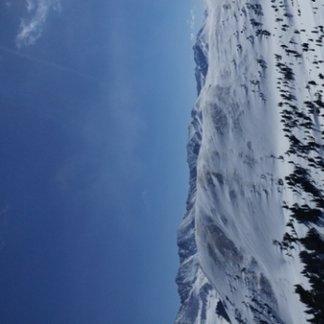 Copper Mountain Resort - nice cold blue bird day! - ©co snow bug