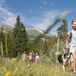 Breckenridge hiking - ©Breckenridge Resort