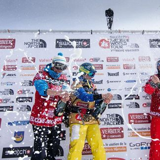 Freeride World Tour 2013 - XTreme Verbier