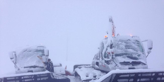 Tutta la neve di Dicembre 2014