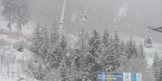 Powder in Italy Feb. 24, 2015