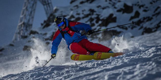 Freeriden in Andermatt: Unterwegs mit der Snowacademy