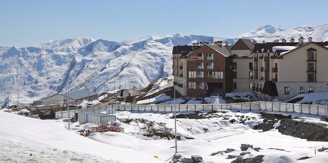 Na narty do Gruzji - ©Marek Podmokły