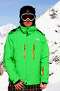 Head - Crow Jacket - ©Skiinfo.de