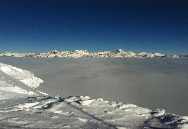 view from Polar Peak