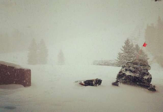 tons of snow, head to bunny flat(mt Shasta city) for 8ft+ too in backcountry