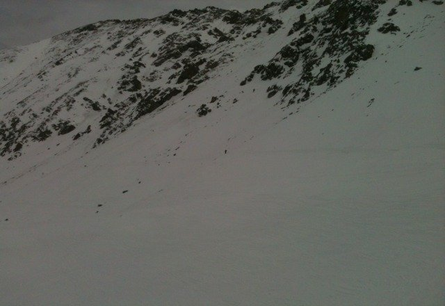 Traverse on Giants yesterday. Nice day with fresh tracks still to be found.