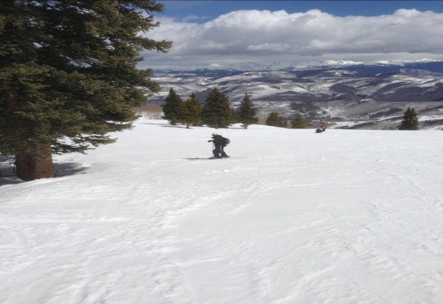 Beaver was awesome today. Great spring skiing conditions! All you whiners can stay home and not take up space in lift lines and on the mountain.
