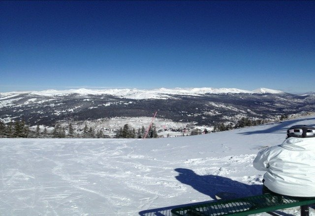 been skiing since sunday and it has been pretty good. more snow would be awesome but its def worth going out.