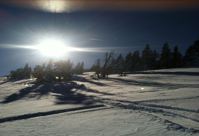 more pebble creek b.c.! location classified. ????? front side is not bad still needs more snow but this was amazing!!