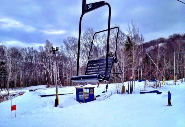 ...terrain park's getting there!
