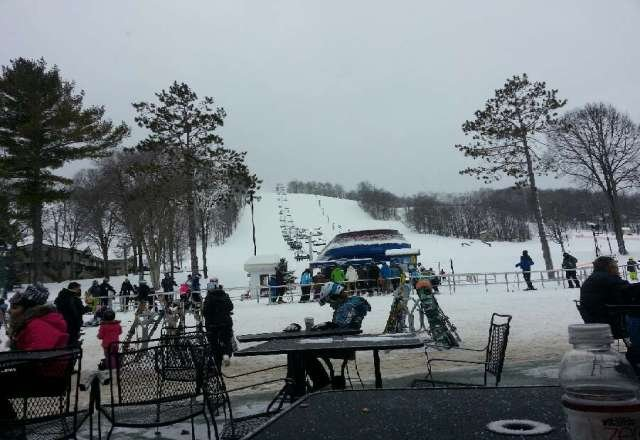 boyne was funnn needs big dump of snow in woods tho